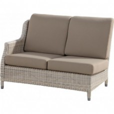 4 Seasons outdoor, Brighton modular 2 seater right arm