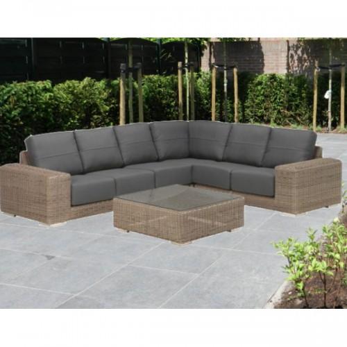4 seasons outdoor kingston lounge set for Seasons outdoor