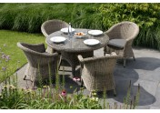 4 Seasons outdoor,  Chester dining set