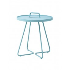 Cane-Line, On-the-move side table