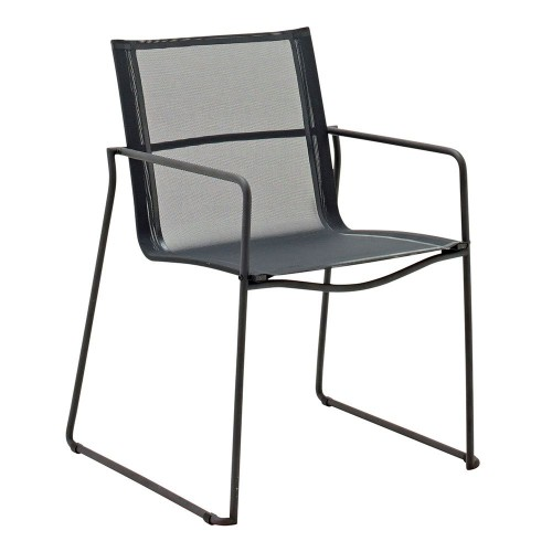 Fantastic Gloster Asta Dining Chair With Arms Bralicious Painted Fabric Chair Ideas Braliciousco