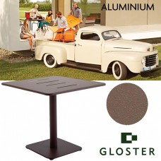 Gloster, Nomad dining tafel 90 x 90
